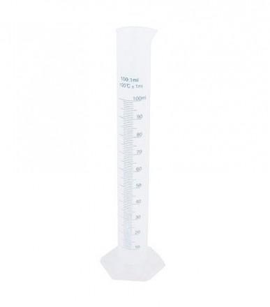 Цилиндр мерный 100 мл (пластик)