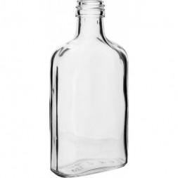 Бутылка 0,25 л винтовая ФЛЯЖКА (В-28-1 С8Л)