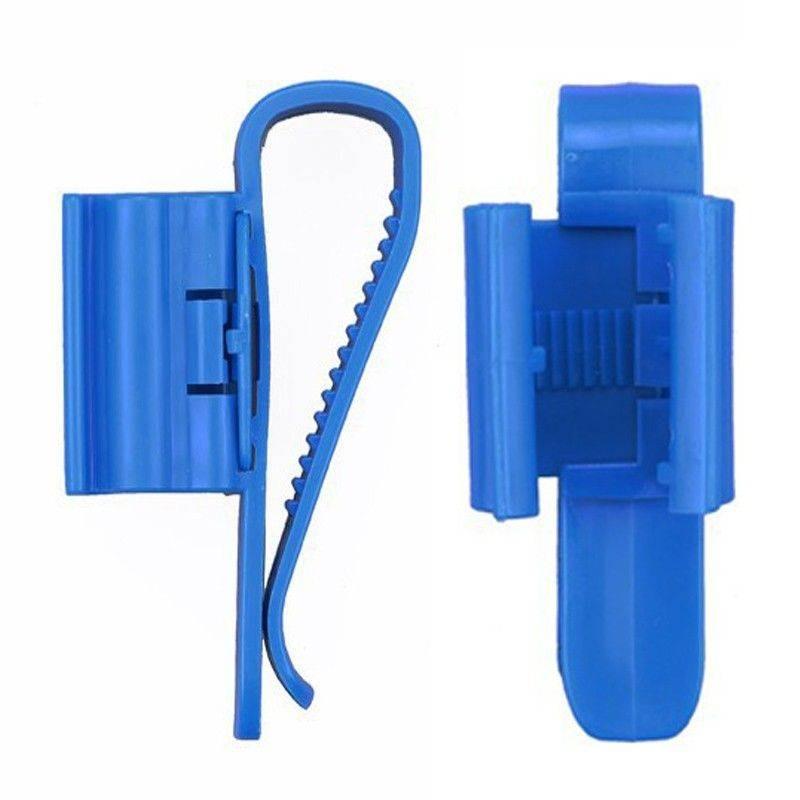 Клипса регулируемая для сифона (8-16 мм)