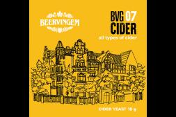 """Дрожжи Beervingem для сидра """"Cider BVG-07"""", 10 г"""