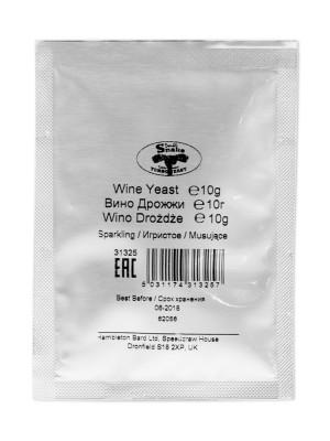 Винные дрожжи DoubleSnake для Игристых вин 10 гр