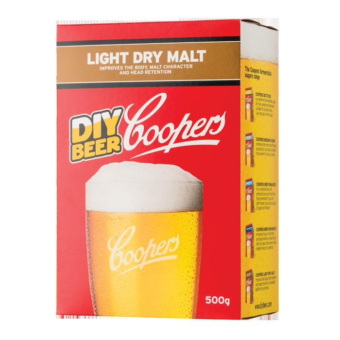 Сухая мальтоза Coopers Light Dry Malt 500 гр