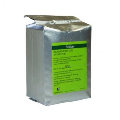 Дрожжи Fermentis Safcider, 500 гр