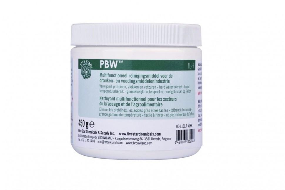 Моющее средство PBW (Five Star), 450 г