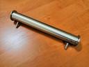 """Холодильник 40 см; съемный носик; Clamp 1,5"""" (штуцер 8 мм)"""