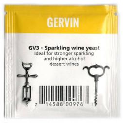 Дрожжи винные Gervin Yeast GV3 - Sparking