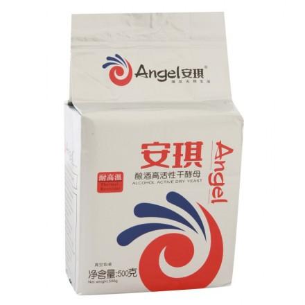 Дрожжи спиртовые Angel термотолерантные, 500 гр.