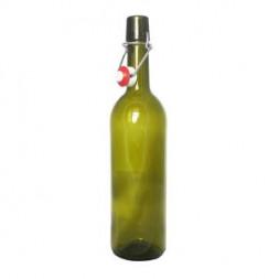 Бутылки винные с бугельной пробкой, 0,75 л, 16 шт в картонной коробке Beervingem