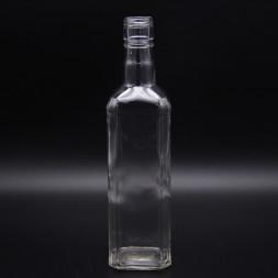 Бутылка 0,5л винтовая 31,5 ШТОФ ОРИГИНАЛЬНЫЙ с крышкой