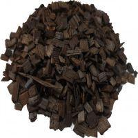 Щепа Кавказский дуб сильный обжиг 100 грамм