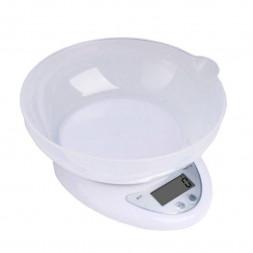 Весы с чашей 5000 г. точность 1 г