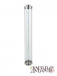 Царга-40-500 стеклянная