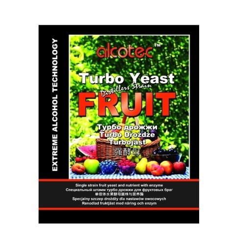 Дрожжи «Alcotec Fruit», 60 гр