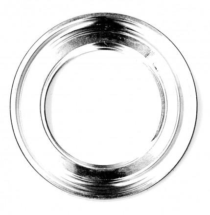 Заглушка кламп с резьбой 1,5' (50,5-1')