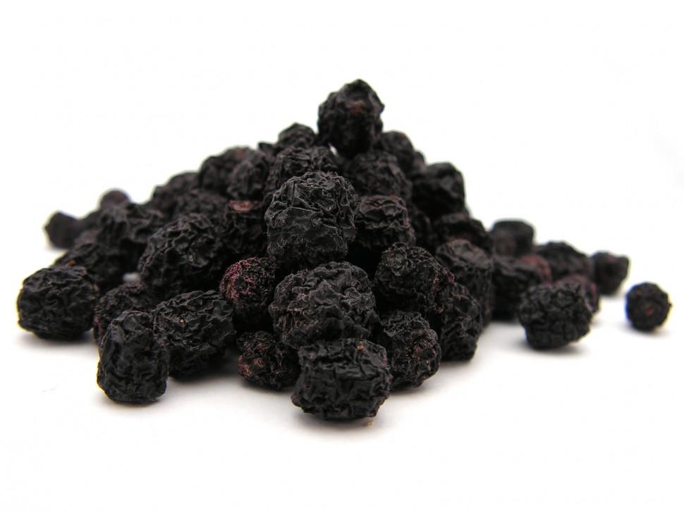Рябина черноплодная плоды 100 гр