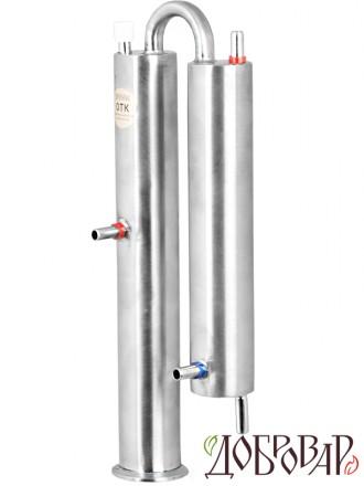 """""""Идея NEW"""" - мини-бражная колонна, перегонный куб 17 л"""