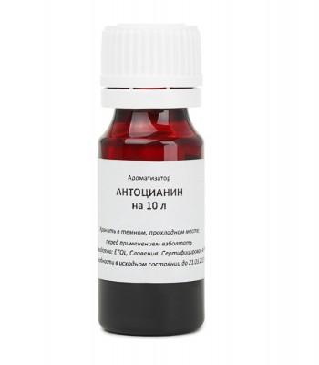 Вкусовой концентрат «Антоцианин» на 10 л