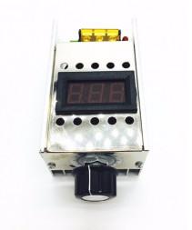 Регулятор напряжения с цифровым дисплеем 4кВт