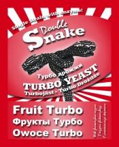 Турбо-дрожжи DoubleSnake Fruit