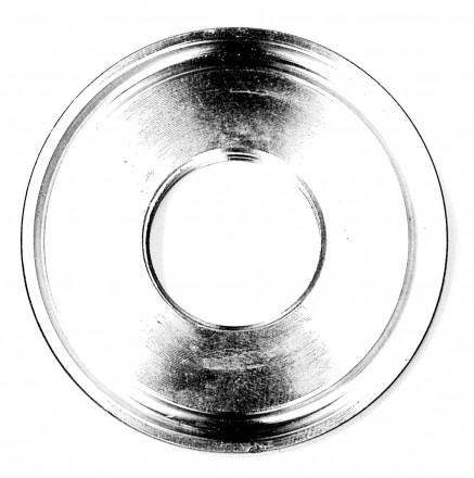 Заглушка кламп с резьбой 1,5' (50,5-3/4')