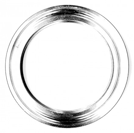 Заглушка кламп с резьбой 2' (64-1 1/2')
