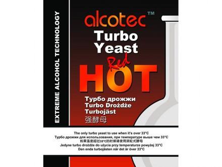 Турбо дрожжи Alcotec Red Hot