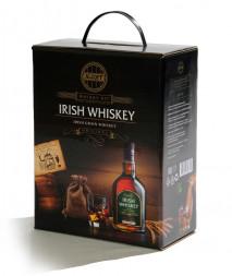 IRISH WHISKEY Набор ингредиентов для домашней дистилляции
