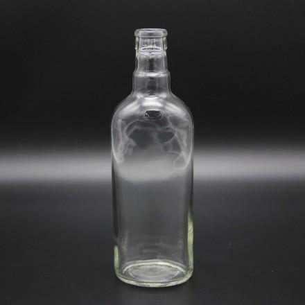 Бутылка Гуала 0,5 л плоская (Гуала 58 мм)