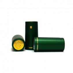Термоколпачок (65мм) Зеленый, 40 шт.