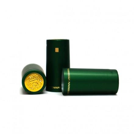 Термоколпачок Зеленый, 40 шт.