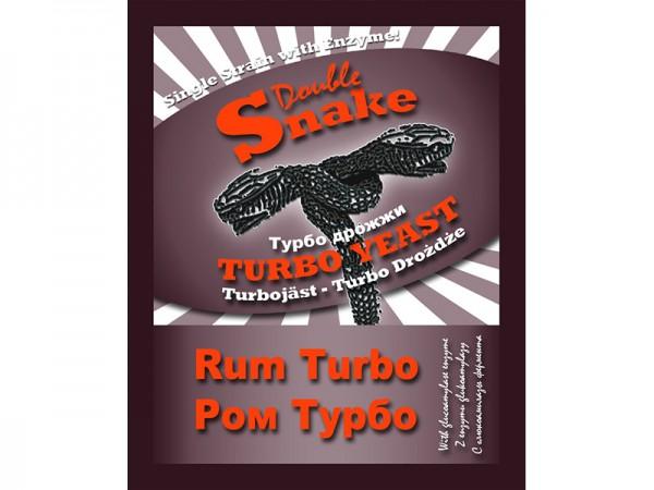 Спиртовые дрожжи DoubleSnake Turbo Rum (70 г)