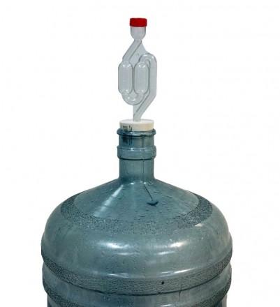 Пробка для бутыли под гидрозатвор 44/48 мм