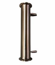 Дефлегматор кожухотрубный 20 см (кламп 1,5'')