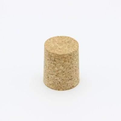 Пробка натуральная коническая 30х33 мм агломерированная