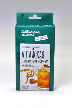 """Набор трав и специй """"Алтайская с красным корнем"""" 15гр."""