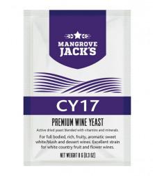 Винные дрожжи Mangrove Jack - CY17 (Vintner's Harvest)