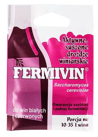 Дрожжи винные FERMIVIN 7г