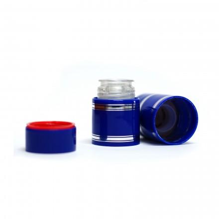 Полимерный колпачок с дозатором синий (Гуала 47 мм), 10 шт