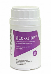 Дезинфицирующее средство Део-Хлор (25 шт)
