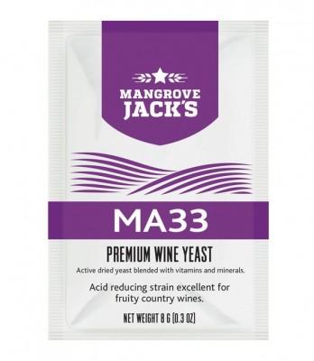Винные дрожжи Mangrove Jack - MA33 (Vintner's Harvest)