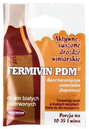 Дрожжи винные FERMIVIN PDM 7г