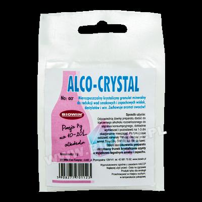 Alco-Crystal -для улучшения вкуса и аромата домашних дистиллятов и напитков, 7г