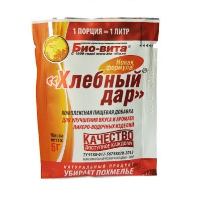 Комплексная пищевая добавка «Хлебный дар» 5 г