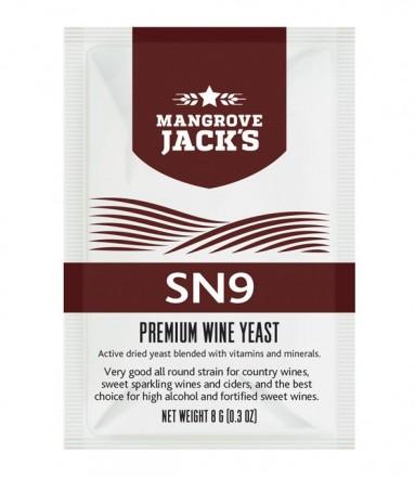 Винные дрожжи Mangrove Jack - SN9 (Vintner's Harvest)