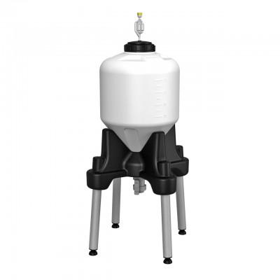 Емкость ЦКТ 60л с подставкой (комплектация премиум)