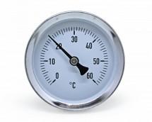 Термометр биметаллический 0…60°C