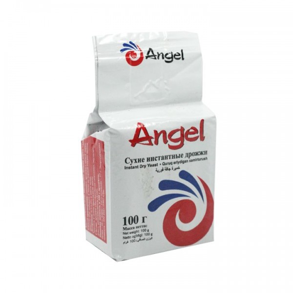 Дрожжи инстантные сухие Angel  100 гр
