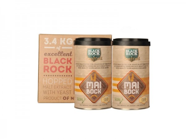 Cолодовый экстракт Black Rock Craft Maibock 3,4 кг