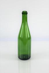 Винная бутылка под шампанское (для игристых вин) 0,75 л