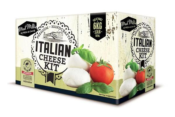 Сырный набор Italian (Mad Mille)